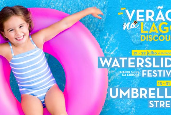 Water Slide Festival foi TOP!
