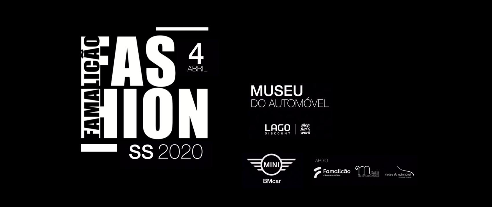 FAMALICÃO FASHION SS2020  no Museu automóvel Lago Discount